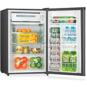 Lorell LLR72313  Compact Refrigerator 3.3 Cu. Ft. Black