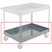 "Tray 30 x 16 - 3"" Deep for Steel Shelf Carts & Trucks"