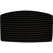 Back Cushion For Convertible Chair With Arms Or Armless - Green Stripe - Pkg Qty 4