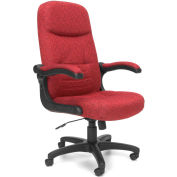 Mobilearm Exec/Conf Chair - 303 Burgundy