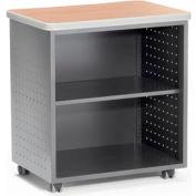 "Mesa Series - Utility/Fax/Copy Table 28""Wx20""D - Maple"
