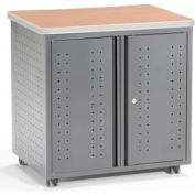 "Mesa Series - Utility/Fax/Copy Table 28""Wx20""D - Maple"