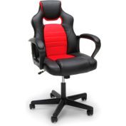 Essentials by OFM ESS-3083 Racing Style Gaming Chair, Red