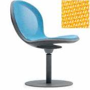 Net Swivel Chair - Yellow - Pkg Qty 2