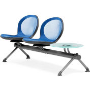 NET Series Beam with 2 Seats and 1 Table - Marine