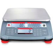"Ohaus® Ranger Count 3000 Compact Digital Counting Scale 6lb x 0.002lb 11-13/16"" x 8-7/8"""
