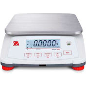 "Ohaus Valor 7000 Compact Food Digital Scale 30 Lbs  x 0.001 Lbs 11-13/16"" x 8-7/8"" Platform"