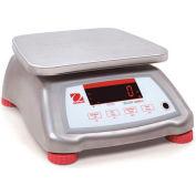 """Ohaus Valor 4000 Water Resistant Digital Scale 30lb x 0.005lb 7-1/2"""" x 9-1/2"""" Platform"""
