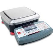 "Ohaus Ranger 7000 Digital Compact Bench Scale 15lb x 0.0005lb 9-7/16"" x 9-7/16"""
