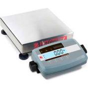 "Ohaus Defender 5000 Low-Profile Square Bench Digital Scale 50lb x 0.005lb 12"" x 12"" Platform"