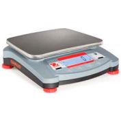 "Ohaus NVT6401/1 AM Portable Balance 6400g x 0.5g 6-7/8"" x 9"" Platform"