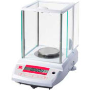 "Ohaus PA214 Analytical Balance 210g x 0.0001g 3-1/2"" Diameter Platform"