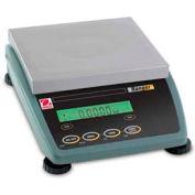 "Ohaus RD60LSW Washdown Compact Bench Digital Scale 132lb 0.005lb 14"" x 9-1/2"" Platform"