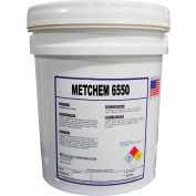 METCHEM 6550 Synthetic Fluid - 5 Gallon Pail