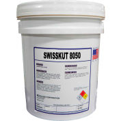 SWISS CUT 8050 Cutting Fluid - 5 Gallon Pail