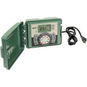 Orbit® Irrigation 12 Station Easy-Set Logic™ Timer - Green