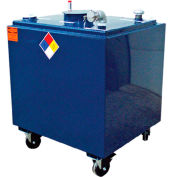 Onken 185 Gallon Double Wall Used Oil Storage Tank - G2235