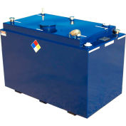 Onken 500 Gallon Double Wall Used Oil Storage Tank - G2239