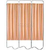 Omnimed® Privacy Screen, Beamatic™ Screen Frame, 3 Sections