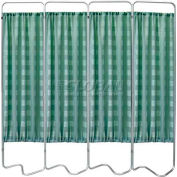 Omnimed® Privacy Screen, Beamatic™ Screen Frame, 4 Sections
