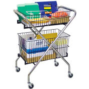 Omnimed® 264620 Utility Cart - Baskets and/or Racks Sold Separately