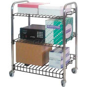 Omnimed® 264650 Beam Wire Shelf Utility Cart