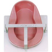 Omnimed® Single Bedpan Rack, Aluminum