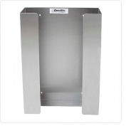 Omnimed® Triple Glove Box Holder, Stainless Steel, 2/Pkg