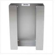 "Omnimed® Triple Glove Box Holder, Stainless Steel, 11""W x 4""D x 15""H, 1/PK"