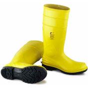 "Onguard Men's Boot, 16"" Dielectric II Yellow Steel Toe W/Ultragrip, PVC, Size 6"