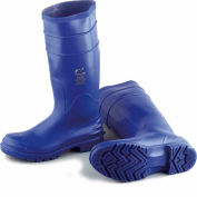 "Onguard Men's Boot, 16"" Bluemax Blue/Cream Steel Toe, PVC, Size 6"