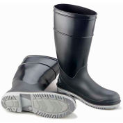"Onguard Men's Boot, 16"" Goliath Black Steel Toe W/Power Lug Outsole,  PVC, Size 9"