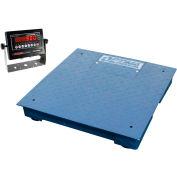 "Optima 916 Series NTEP Heavy Duty 36"" x 36"" Pallet Digital Scale 5,000lb x 1lb"