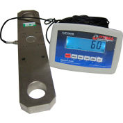 Optima Heavy Duty Tension LCD Digital Hanging Scale 100,000lb x 50lb