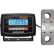 Optima Heavy Duty Tension LCD Digital Hanging Scale 50,000lb x 20lb