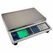 "Optima Parts Counting Digital Scale 30 kg x 1 g 9"" x 13-5/16"" Platform"