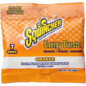 Sqwincher Energy Bursts - Energy Chews - Orange