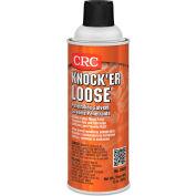 CRC Knock'er Loose Penetrating Solvents - 16 oz Aerosol Can - 03020 - Pkg Qty 12