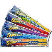 Sqwincher Sqweeze Electrolyte Freezer Pops - Assorted Flavors, 3 oz., 150/Carton