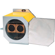 DryRod® II Bench Oven w/ Digital Thermometer - Type 15B - 150 Lb. Cap. - Phoenix 1205531