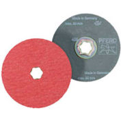 COMBICLICK® Zirconia Alumina Fiber Discs, PFERD 40136