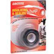 "Loctite® 1540599 Black Insulating & Sealing Wrap, 1""W X 10'L"