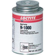 Loctite® 51115 N-1000™ High Purity Anti-Seize, 8 Oz, Brush-Top Can