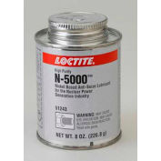Loctite® 51243 N-5000™ High Purity Anti-Seize, 8 Oz, Brush-Top Can
