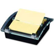 Post-it® Pop-up Notes Dispenser, 3 in x 3 in, Black Dispenser, 50 Sheets/Dispenser, 1/Pack