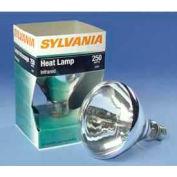 Sylvania 14664 Incandescent 250br40/1 120v Br40 Bulb - Pkg Qty 6
