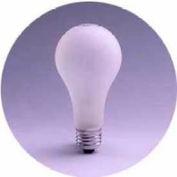 Sylvania 15476 Incandescent 200a21/Cl/Rp 120v A21 Bulb - Pkg Qty 12