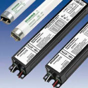 Sylvania 49865 QHE 3X32T8/UNV ISL-SC 32 T8 High Efficiency -High Ballast Factor-Small Can