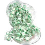 Starlight Mints Hard Candy, Spearmint, Tub, 2 Lbs.