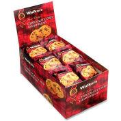 Walkers Cookies, Chocolate Chip Shortbread, 24/Box